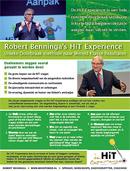 Algemene informatie over De HiT Experience