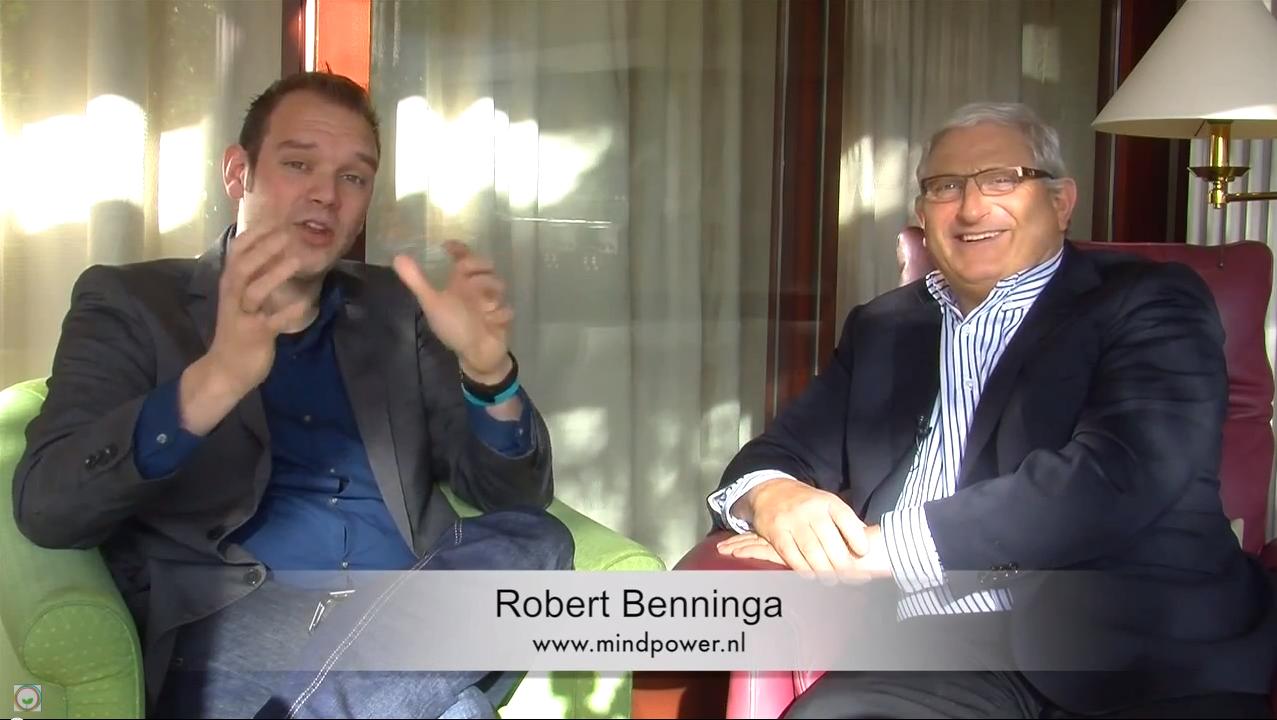 Robert Benninga geïnterviewd door Bart van den Belt