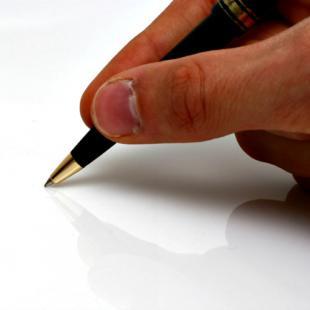 Sollicitatiebrief voor een stage schrijven