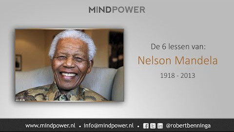 De 6 lessen van Nelson Mandela