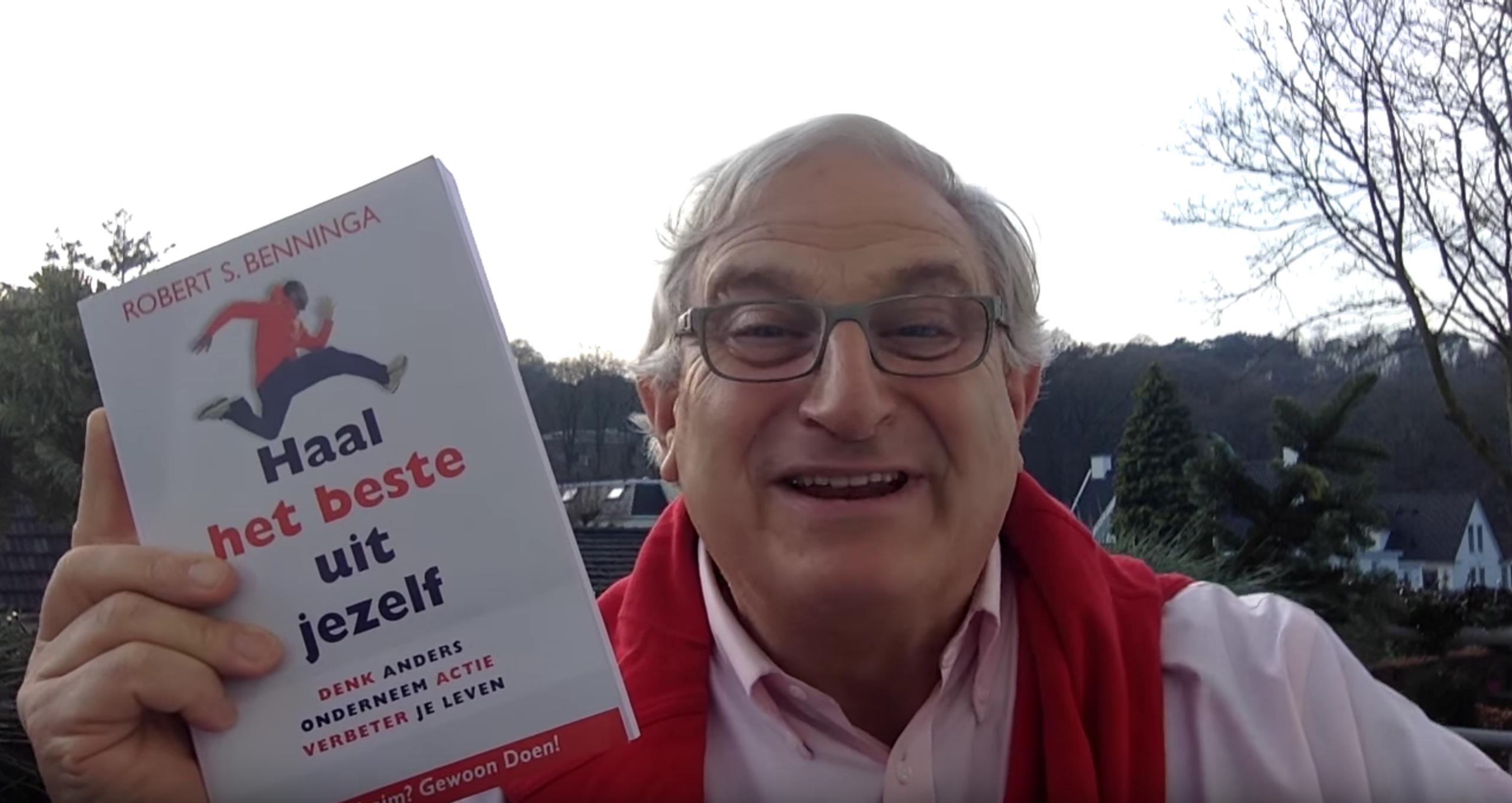 20ste verjaardag boek 'Haal het beste uit jezelf'  📙🎉